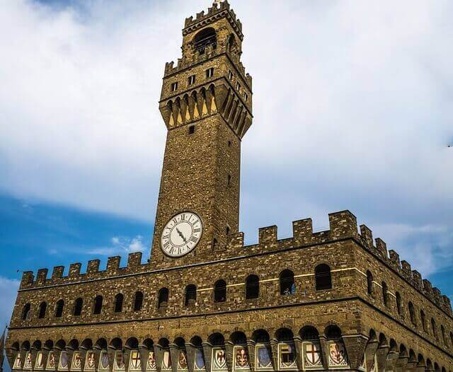 Uffizi Gallery tower